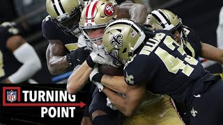 How George Kittle Put the Team on His Back in Week 14 | NFL Turning Point
