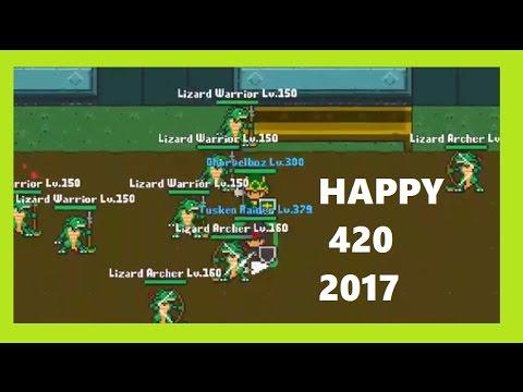 Rucoy Online - Ghorvelboz Episode 52 - Happy 420!!!