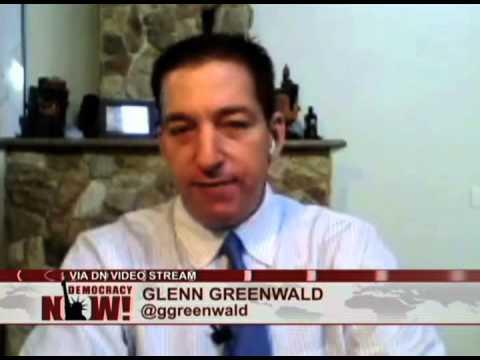 Glenn Greenwald on Edward Snowden, Surveillance, and Secrecy