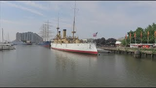 "USS OLYMPIA ""The Ship"""
