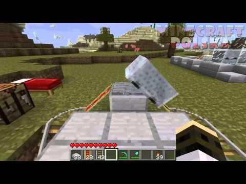 Minecraft Poradnik - Stacja kolejek 1.8 #2