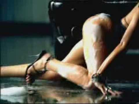 Paris Hilton Carls Jr Burger Ad Extended Directors Cut Banned Commercials video