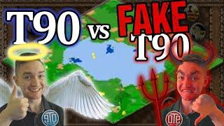 T90Official vs FAKE T90!!