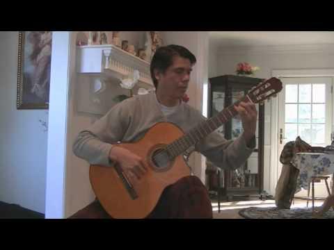 Riêng Một Góc Trời - Guitar