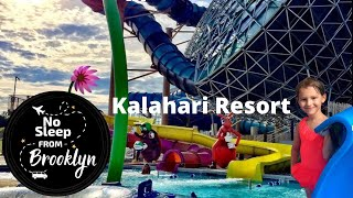 Kalahari - America's Largest Indoor Waterpark with New Outdoor Waterpark - Poconos, PA