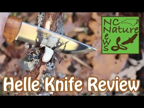 Eggen Knife Review & Test | NC Nature News