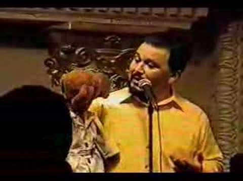 VENTRILOCUO ARMANDO SHOW Y SU MUÑECO CANIJO PARTE 1