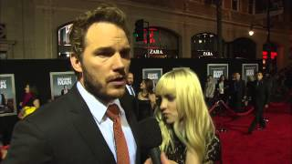 Delivery Man: Chris Pratt World Premiere Movie Interview