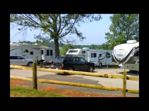 Halesford Harbour RV PARK • Smith Mtn. Lake, VA