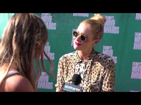 Casey LaBow 'Twilight' Interview - 2012 MTV Movie Awards