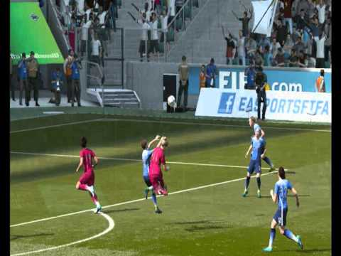 +18 Goal In ' Fifa 16 Demo ' Women Match Germany vs USA