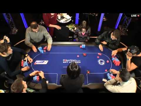 EPT 9 - London (Day 3, Part 5)  [RUS]