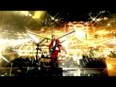 Muse - Starlight [live From Wembley Stadium] video