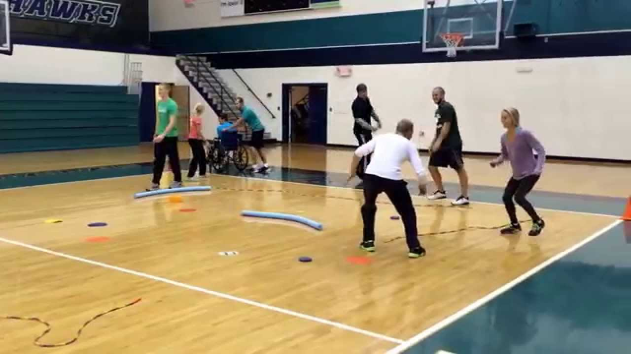 Elementary Classroom Playlist : Elementary physical education simulations in classroom