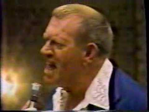 World Class Wrestling: Michael Hayes vs. Papa Fritz