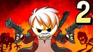 Oney Plays DMC: Devil May Cry - Ep 2 - Epic Meningitis