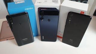 Lenovo z5s vs Meizu Note 9 vs Redmi Note 7.Adiós Xiaomi