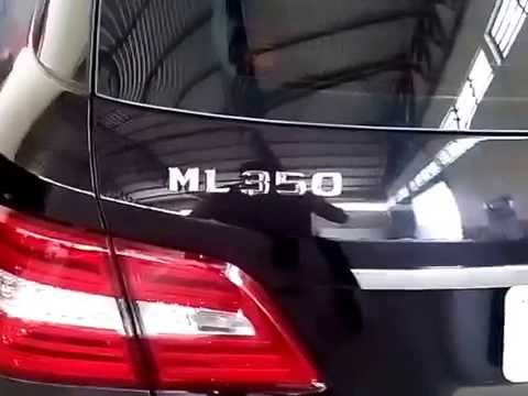 Numero do motor e chassi da mercedes ml 350 bluetec v6