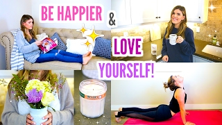 How To De-Stress! Tips For Loving Yourself & Being Happier