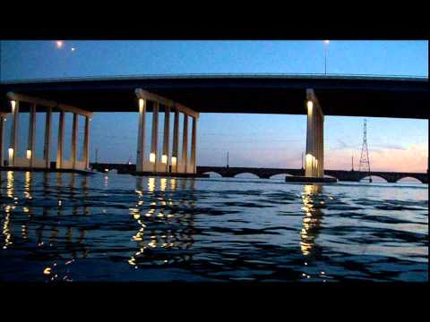 Galveston Causeway Night Fishing