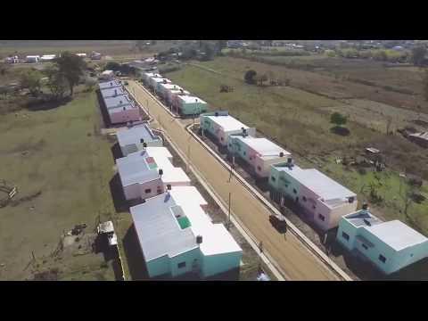 Larrarte anunció un paquete de obras de urbanización a gestionar ante Nación