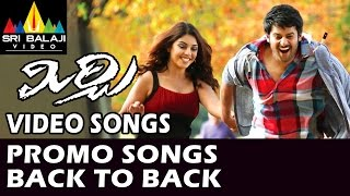 Mirchi Movie Video Songs Back to Back || Prabhas, Anushka, Richa