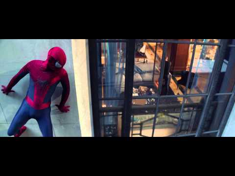 Dane DeHaan - The Amazing Spider-Man 2 (2014) awesome moments #2