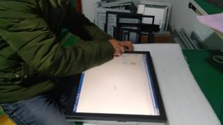 A Open Frame Touch Monitor With Metal Cover www.cjtouchscreen.com