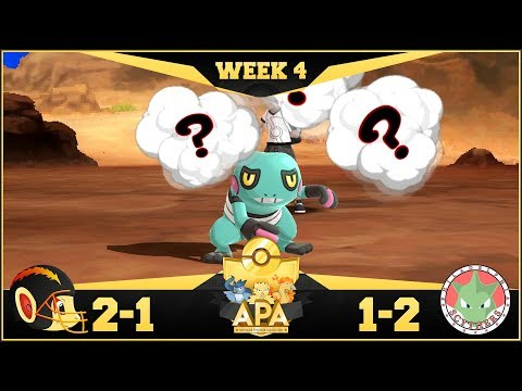 APA S4 Week 4 Wi-Fi Battle vs. Philadelphia Scythers - The Plot Thickens