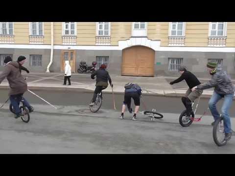 Хоккей на Дворцовой 26.03.2017