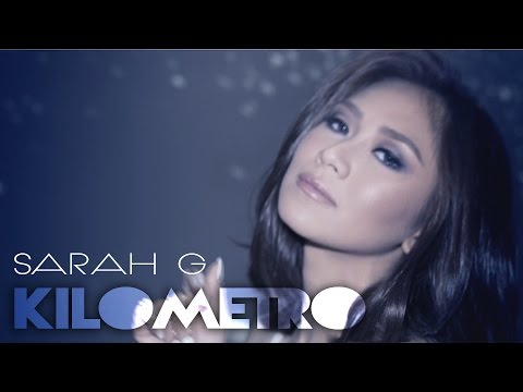 Sarah Geronimo - Kilometro (official Music Video With Lyrics) video