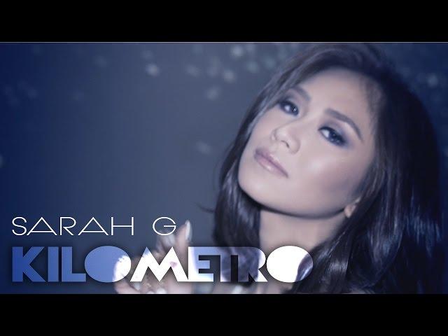 Sarah Geronimo - Kilometro (Official Music Video with lyrics)