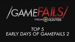 Best of: Early Days of Gamefails Pt. 2