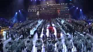 캐나다 관중들 기립시킨 2008 퀘벡 세계군악대회-태평소,풍고춤 Military Tattoo Quebec 2008 - Korean Army Band