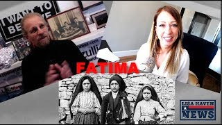 Fatima, What Really Went Down That Bizarre Day! LA Marzulli Discovers a Bombshell!