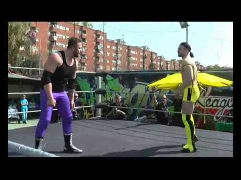 The King Danza vs Chris Faster.wmv