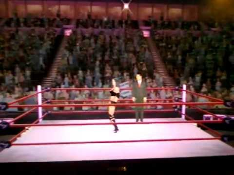 Chyna vs Eve WWE
