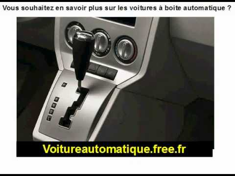 savoir conduire une voiture automatique youtube. Black Bedroom Furniture Sets. Home Design Ideas