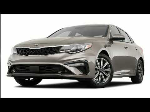 2019 Kia Optima Video