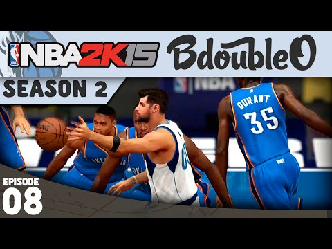 NBA 2K15 My Career :: Backup Small Forward!? - S2