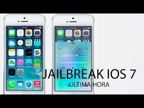 Jailbreak IOS 7 y 7.0.2 2013 español ULTIMA HORA!