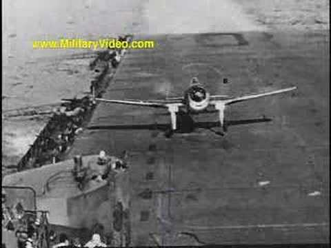 Hit The Deck: Aircraft Carrier Crashes Video
