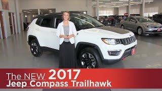All New 2017 Jeep Compass Trailhawk - Minneapolis, Elk River, Coon Rapids, St Paul, St Cloud, MN