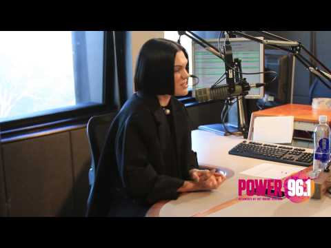 Power 96.1 Interview - Jessie J