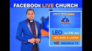 LIVE: FACEBOOK LIVE CHURCH