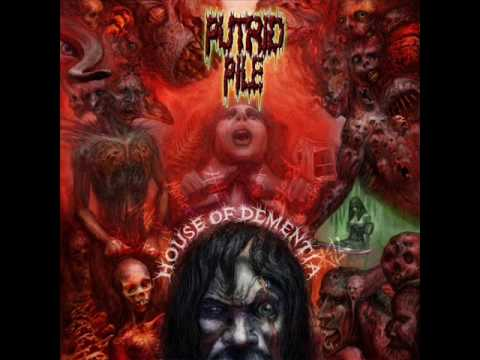 Putrid Pile - God Of Degradation