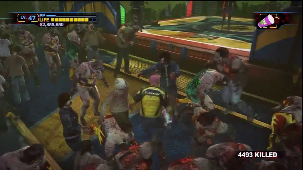 Dead Rising 2: Off The Record - Perfect Walkthrough - Over ...