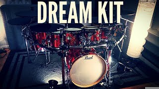 My Drum Kit Walk-Through || 2019