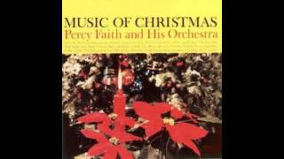 Percy Faith And His Orchestra  Music Of Christmas 1959 Full Vinyl Album