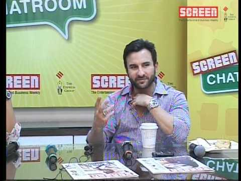 "Saif Ali Khan : ""Agent Vinod"" graphic novel is among the best in the world"